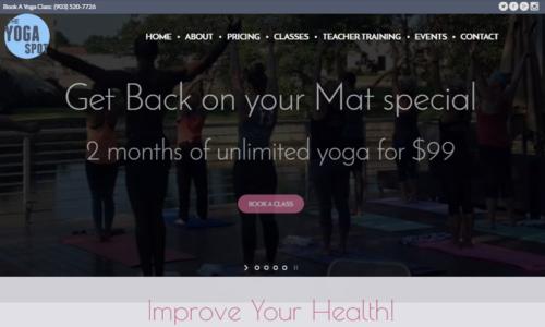 The Yoga Spot