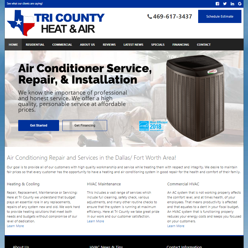 Tri County Air Care