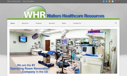 Walters Healthcare Resources