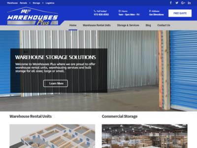 Warehouses Plus