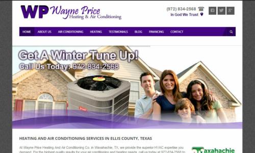 Wayne Price Heating and Air