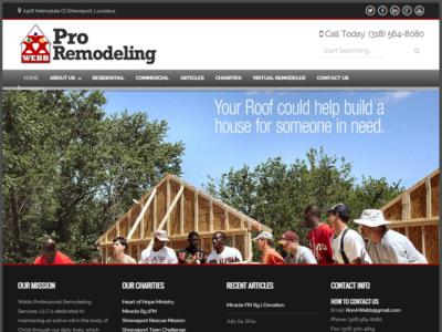 Webb Pro Remodeling