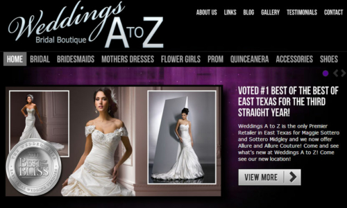 Weddings A to Z