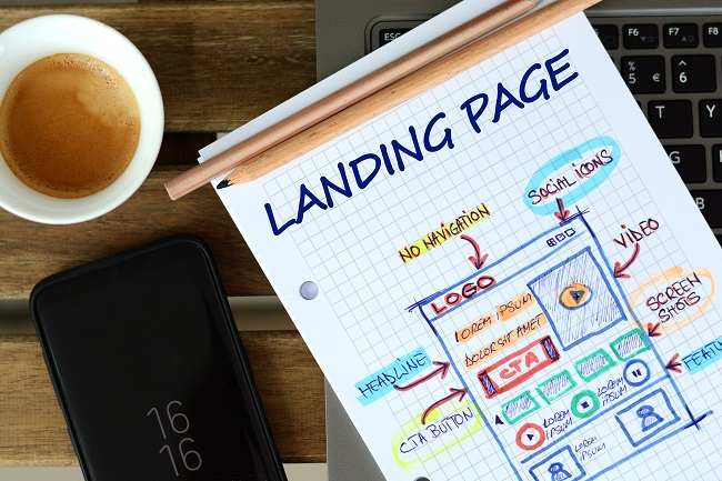 Does My Website Need to Have Landing Pages?