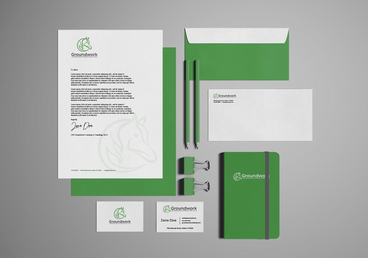 Corporate Branding & Graphic Design