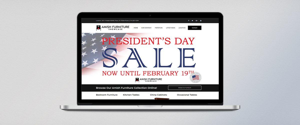 Website Top Banner Design