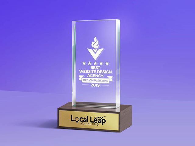 Local Leap Named One of the Best Web Design Agencies in Texas