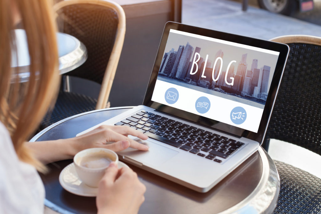 The Benefits of Keeping Your Business Blog Up-To-Date