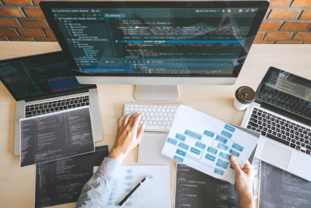 What Is the Difference Between a Web Designer and a Web Developer?