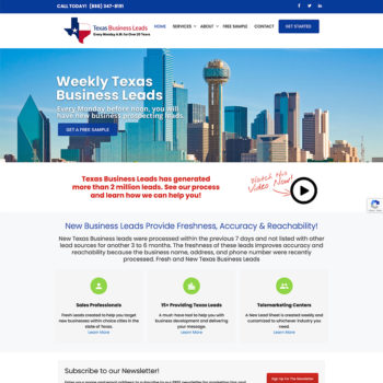 TexasBusinessLeads