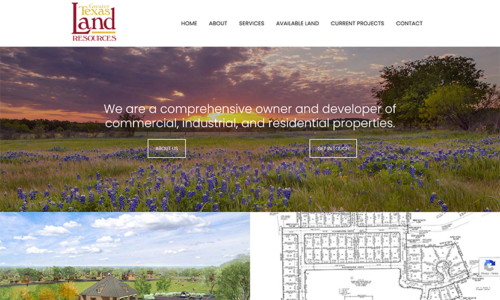 Greater Texas Land Resources