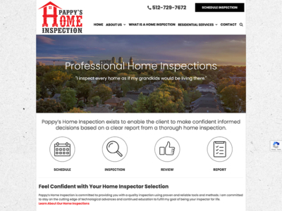 Pappys Home Inspection