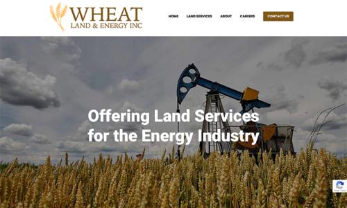 Wheat Land & Energy
