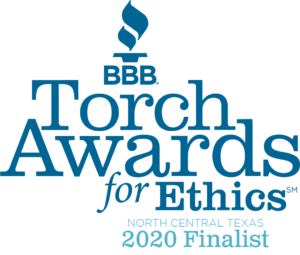 Local Leap Marketing is Proud to Be a BBB Torch Award Finalist!