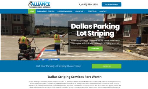 Alliance Pressure Washing