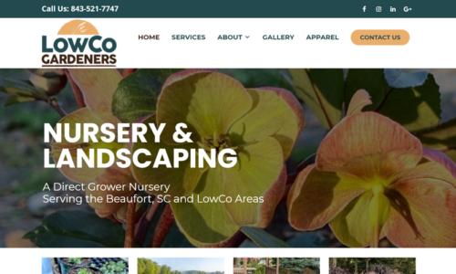 LowCo Gardeners