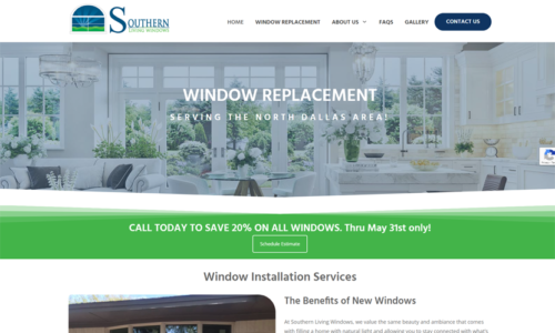 Southern Living Windows